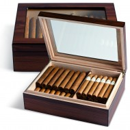 Humidor Palermo Glass - 30
