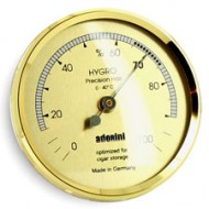 Igrometro analogico compatto