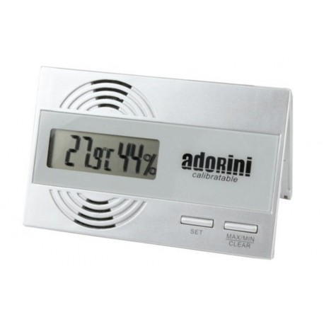 Igrometro digitale Adorini