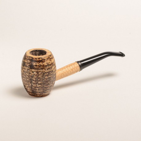 Pipa Corn Cob Country Gentleman Straight