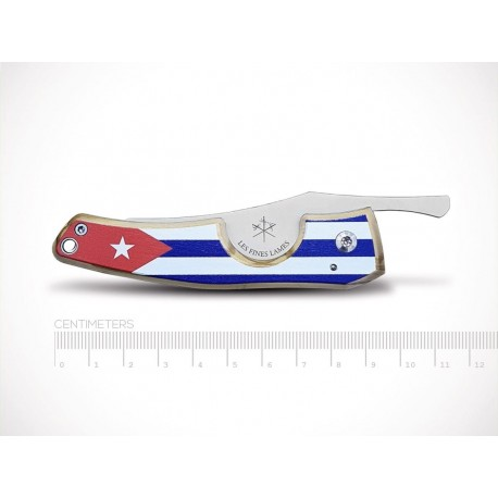 Les Fines Lames TAGLIASIGARI LE PETIT FLAG-CUBA DARK