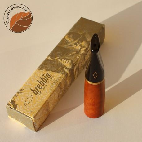 Bocchino per sigaro italiano in metalcrilato